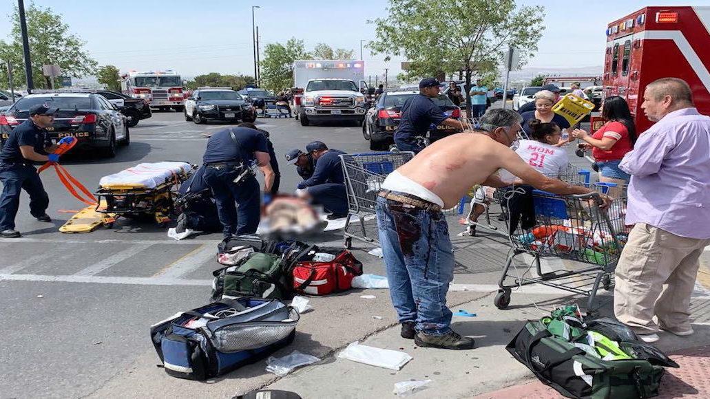 Resultado de imagen para balacera en el paso texas