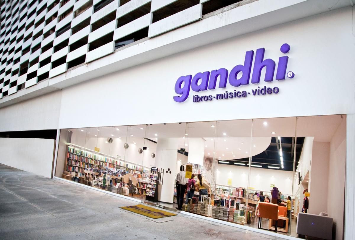 Primera librería de Gandhi cierra sus puertas - Primero Editores